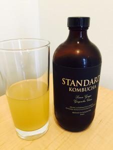 standard kombucha