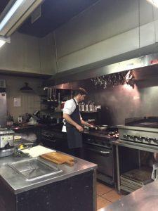 Chef Drew Munro