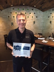 Chef/Owner Carmine Paradiso