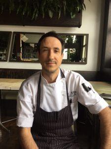 Chef Brian Luptak
