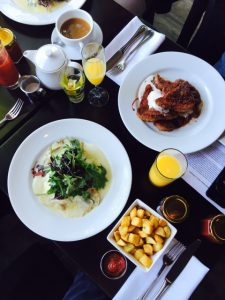 brasserie brunch 1