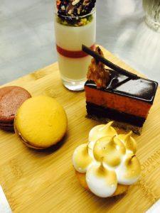 Desserts extraordinare
