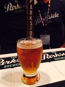 Dusk Ale from Parkside Brewery