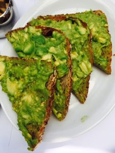 Farmers Avocado Toast