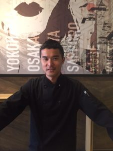 Chef Hiro Amano