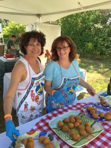 Maria and Lina Restivo (Italy)