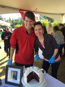 David Grant & Clara Westwell-Roper (Vancouver)
