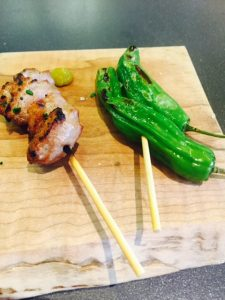 Duck Breast & Shishito Peppers
