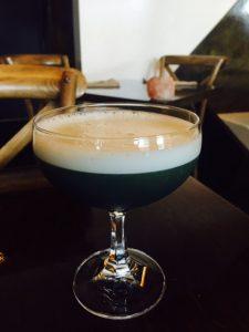 Emerald Lake Cocktail