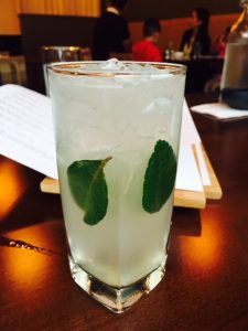 Kaffir Lime Collins