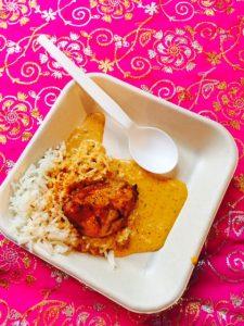 Chicken Curry (My Shanti)