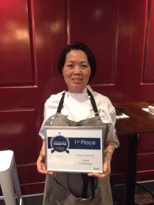 Chef Yen Do