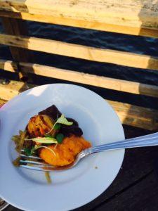 "Braised ""black apron"" angus beef"