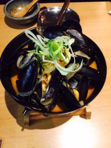 Kara-miso mussels