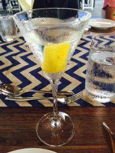 Grey Goose Martini
