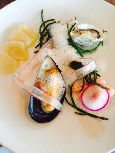 Local BC Shell Fish