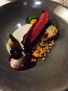 Brohme Lake duck breast