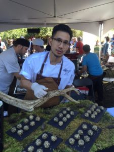 Fairmont Pacific's Chef Will Lew