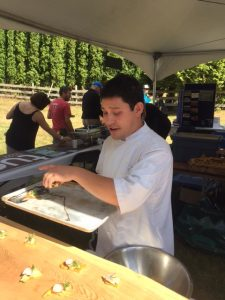 Chef Quang Dang of West Restaurant