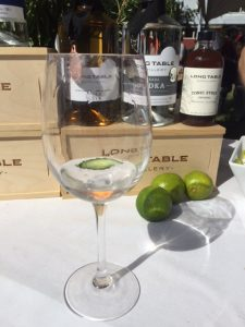 Long Table Distillery's Gin & Tonic