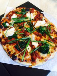 Kim Jack-Il Pizza