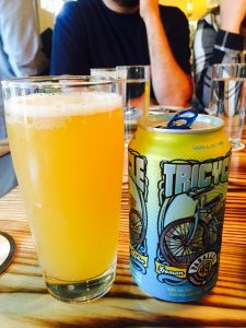 Parallel 49 Brewing Co. – Tricycle Grapefruit Radler
