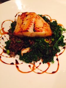 Miso Marinated Sablefish
