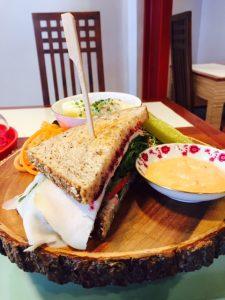 Auerhahn Sandwich