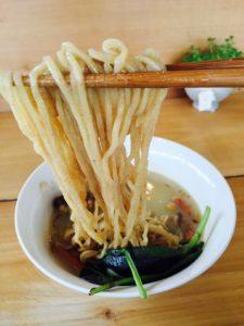 Organic Chickpea-Miso Ramen