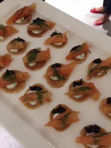 Salmon Caviar Belini