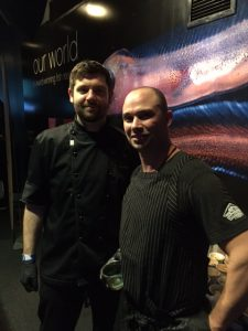 Chefs of the Vancouver Fish Co.