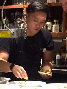 Chef Mark Singson