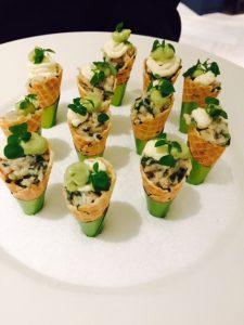 Ceviche Cones