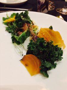 Autumn Harvest Vegetable Salad