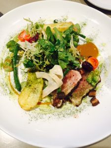 Albacore Nicoise Salad