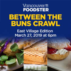 Between the Buns Crawl on March 27